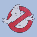 Retro Ghostbusters logo
