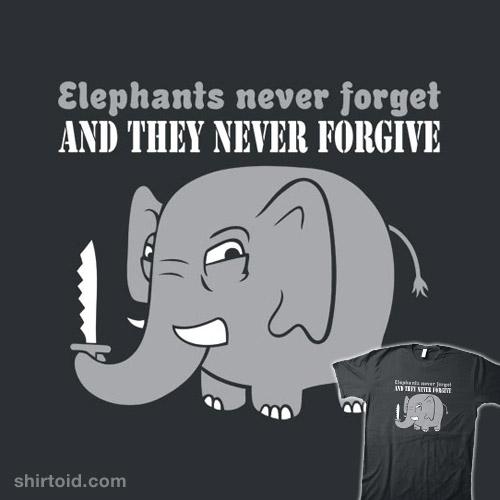 PINGAS Elephants-never-forget
