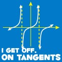 I Get Off On Tangents