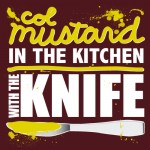 Colonel Mustard In The Kitchen With The Knife
