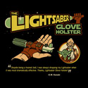 Lightsaber Glove Holster