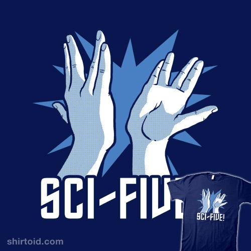 Sci-Five!