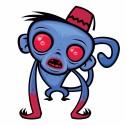 zombie-monkey