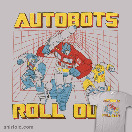 Autobots Roll Out!