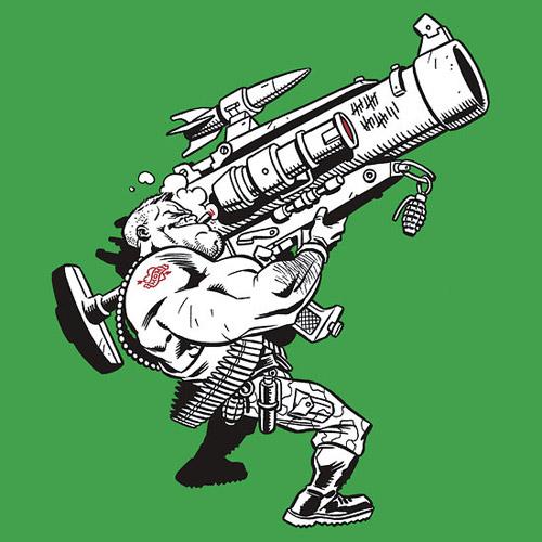 Badass Bazooka