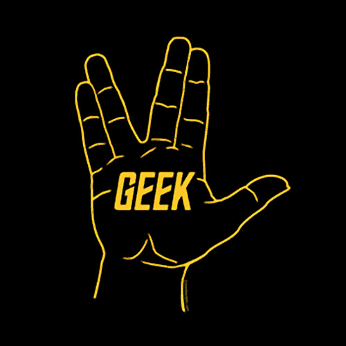 Star Trek Geek