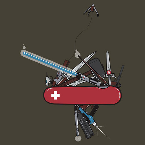 The Geek Army Knife