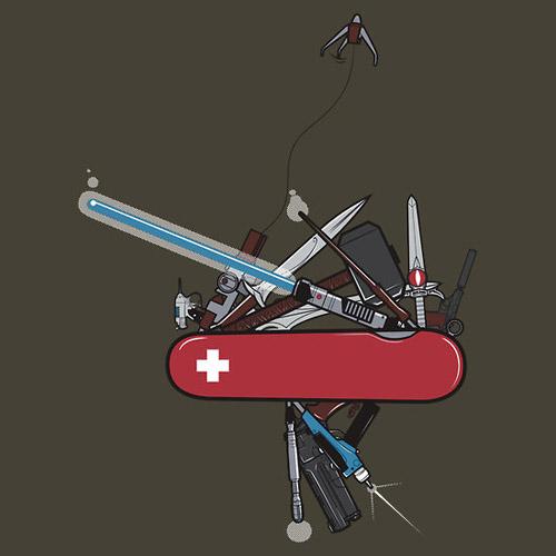 The Geek Army Knife