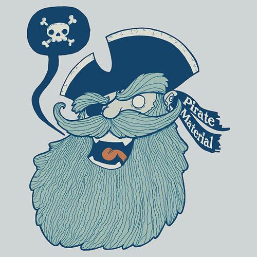 Pirate Material