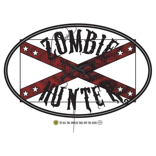 Zombie Hunter flag