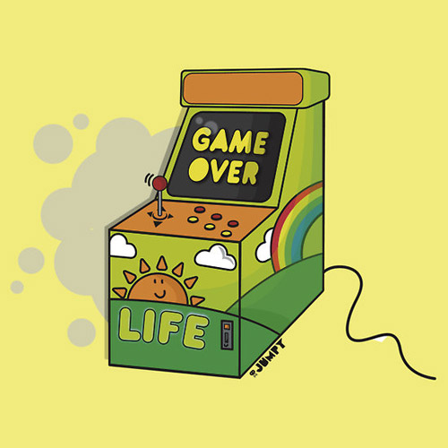Life, It's Not A Game