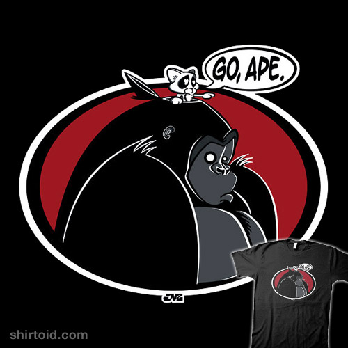 Go, Ape.