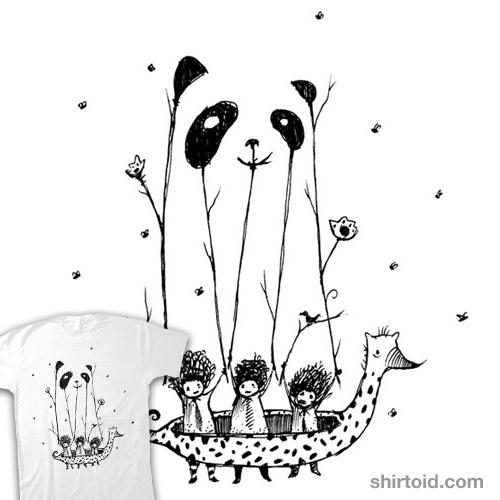 Fake Pandas Have More Fun