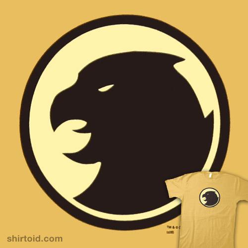 Sheldon's Hawkman Shirt