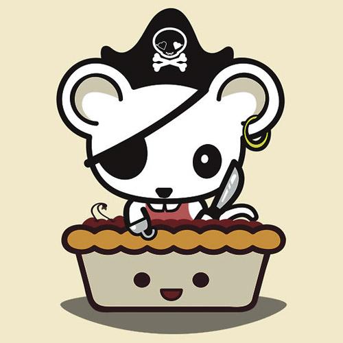 Pie Rat