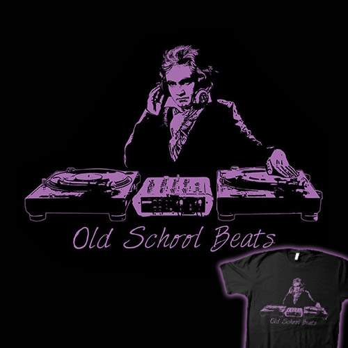 Beethoven Old School Beats