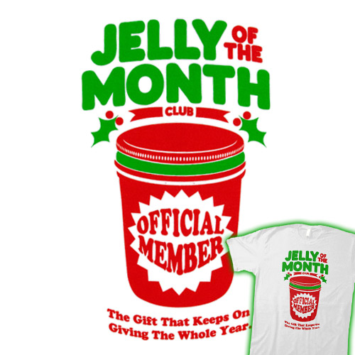 Jelly of the Month