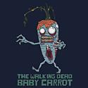 Zombie Baby Carrot