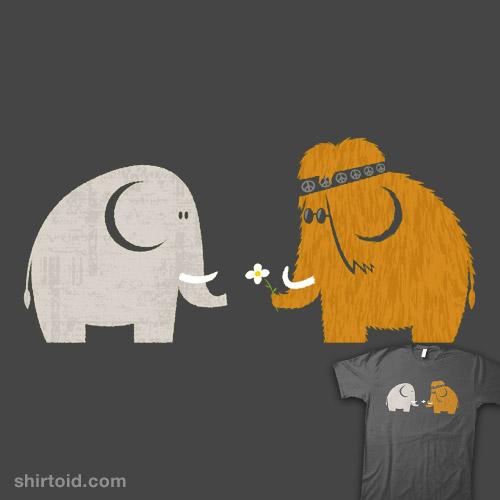 Mammoths were Hippies