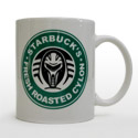 Fresh Roasted Cylon Mug