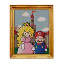 Mario Bros. American Gothic