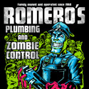 Romero Plumbing and Zombie Control