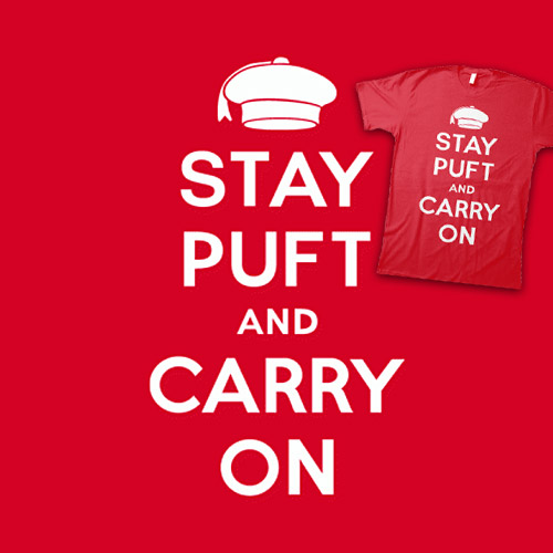Stay Puft and Carry On