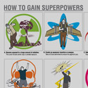 How to Gain Superpowers