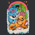 Zombie Care Bears