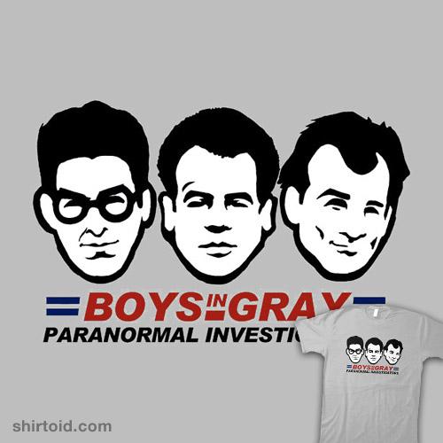 Boys in Gray