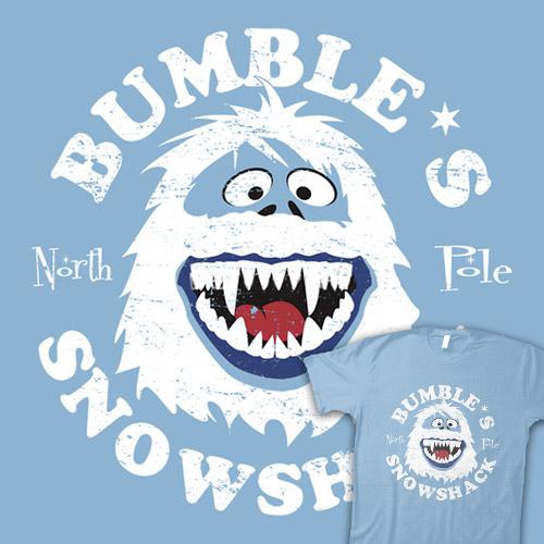Bumble's Snowshack