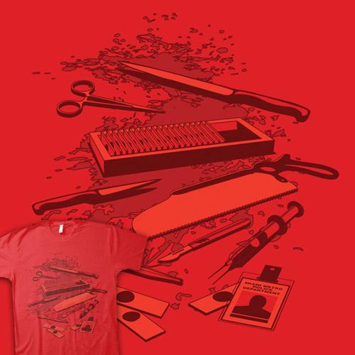 Killer's Tools