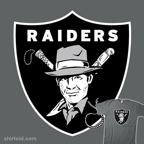 Raiders of the Lost Fan