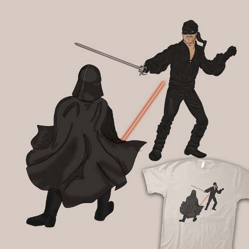 Darth Vader vs. Dread Pirate Roberts