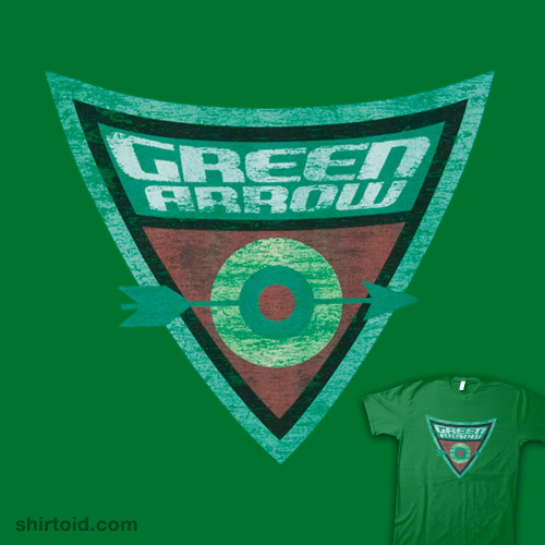 Green Arrow Shield