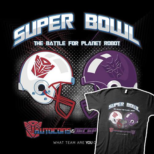 Intergalactic Super Bowl