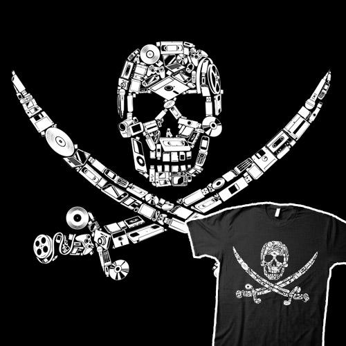 Pirate Service Announcement