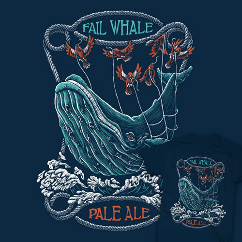 Fail Whale Pale Ale