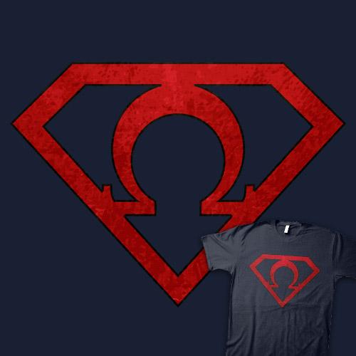 OMEGAMAN! (Kryptonian Version)