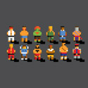 Pixel Fighter 2