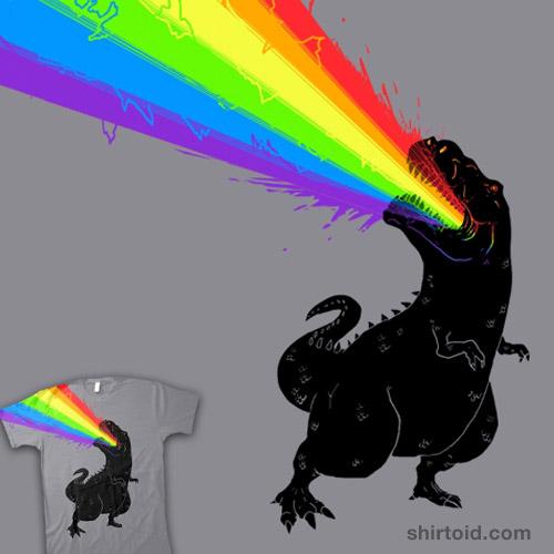 Technicolour Rex