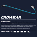 Zombie Weapons: Crowbar