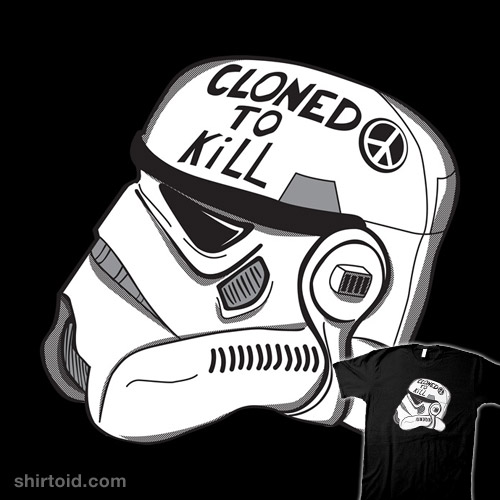 Cloned to Kill