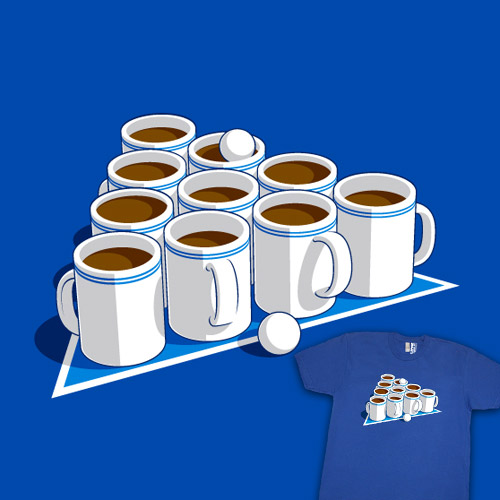 Coffee Pong
