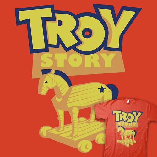 Troy Story