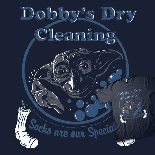 Dobby's Dry Cleaning