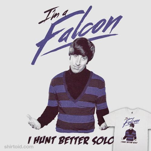 Falcon Howard Wolowitz