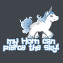 My Horn Can Pierce the Sky!