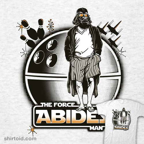 The Force Abides, Man