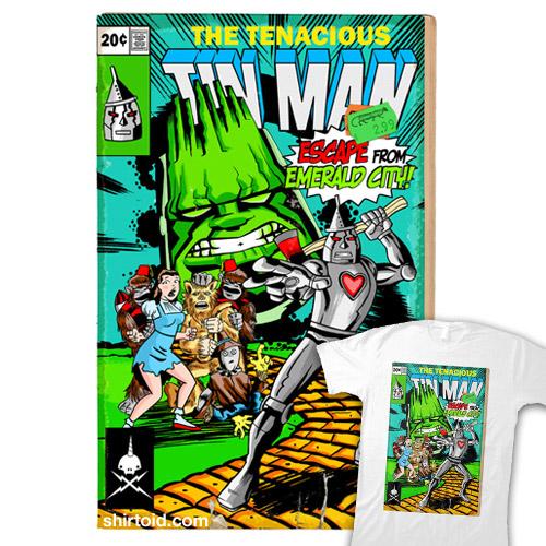 The Tenacious Tin Man